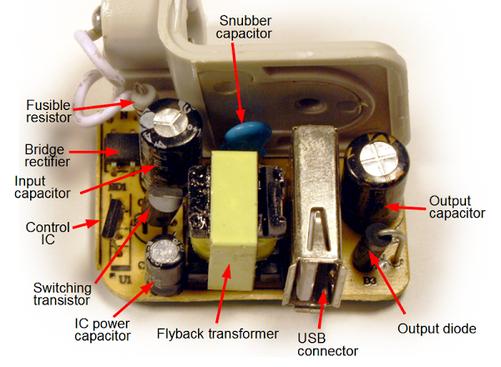 绘出了真品赝品的电路图认为,苹果的充电虽然比很多品牌的充电器都贵