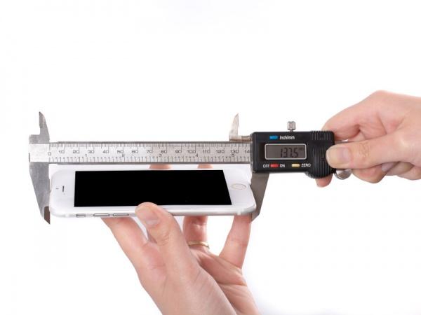 4.7英寸已确定 苹果iPhone 6尺寸大曝光_苹果