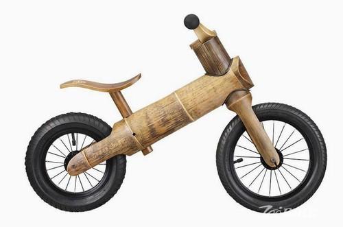 Greenchamp Bikes 竹制儿童平衡自行车