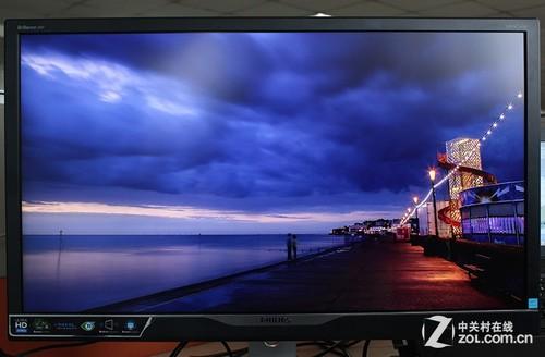 60hz不坑爹 飞利浦专业4k显示器图片
