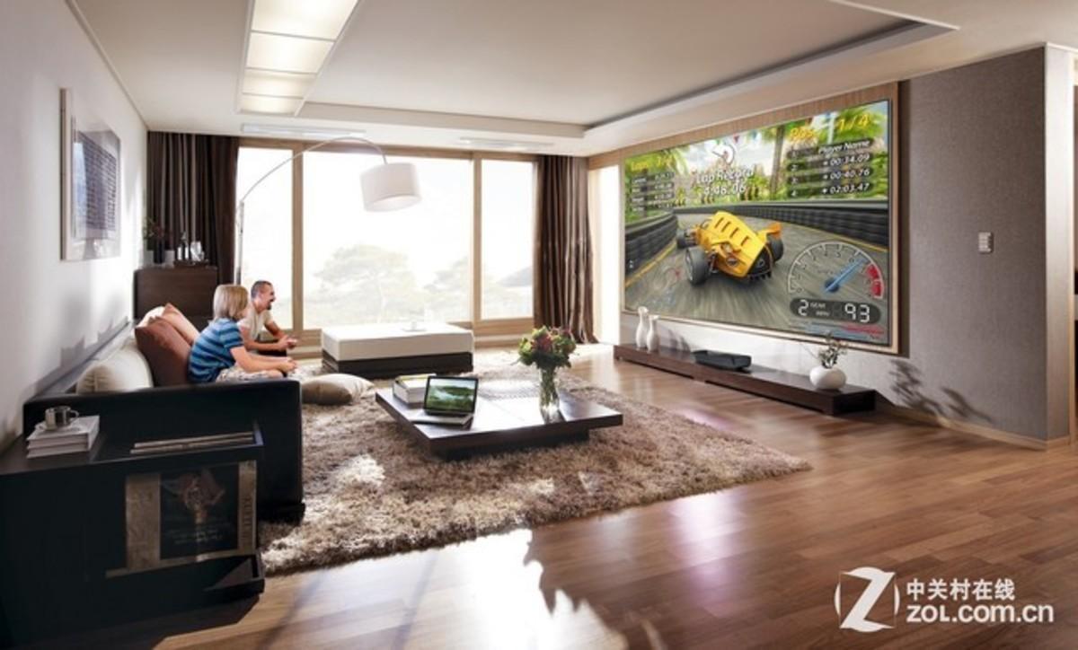 【高清圖】激光電視pk家用投影 誰將問鼎客廳霸主 圖7