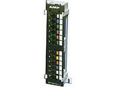 AMP 非屏蔽超五类24口配线架