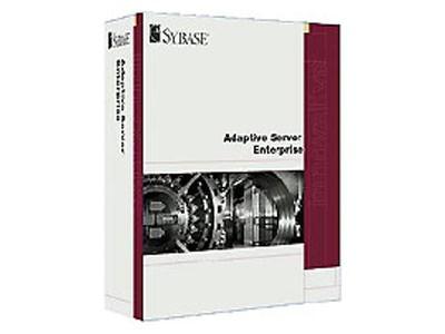SYBASE ASE 小型商业版 for Windows/Linux/Mac(1个CPU)