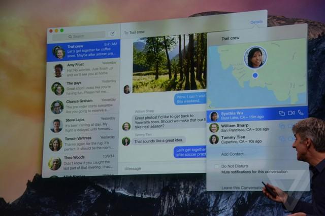 OS X Yosemite正式版发布会精彩回顾