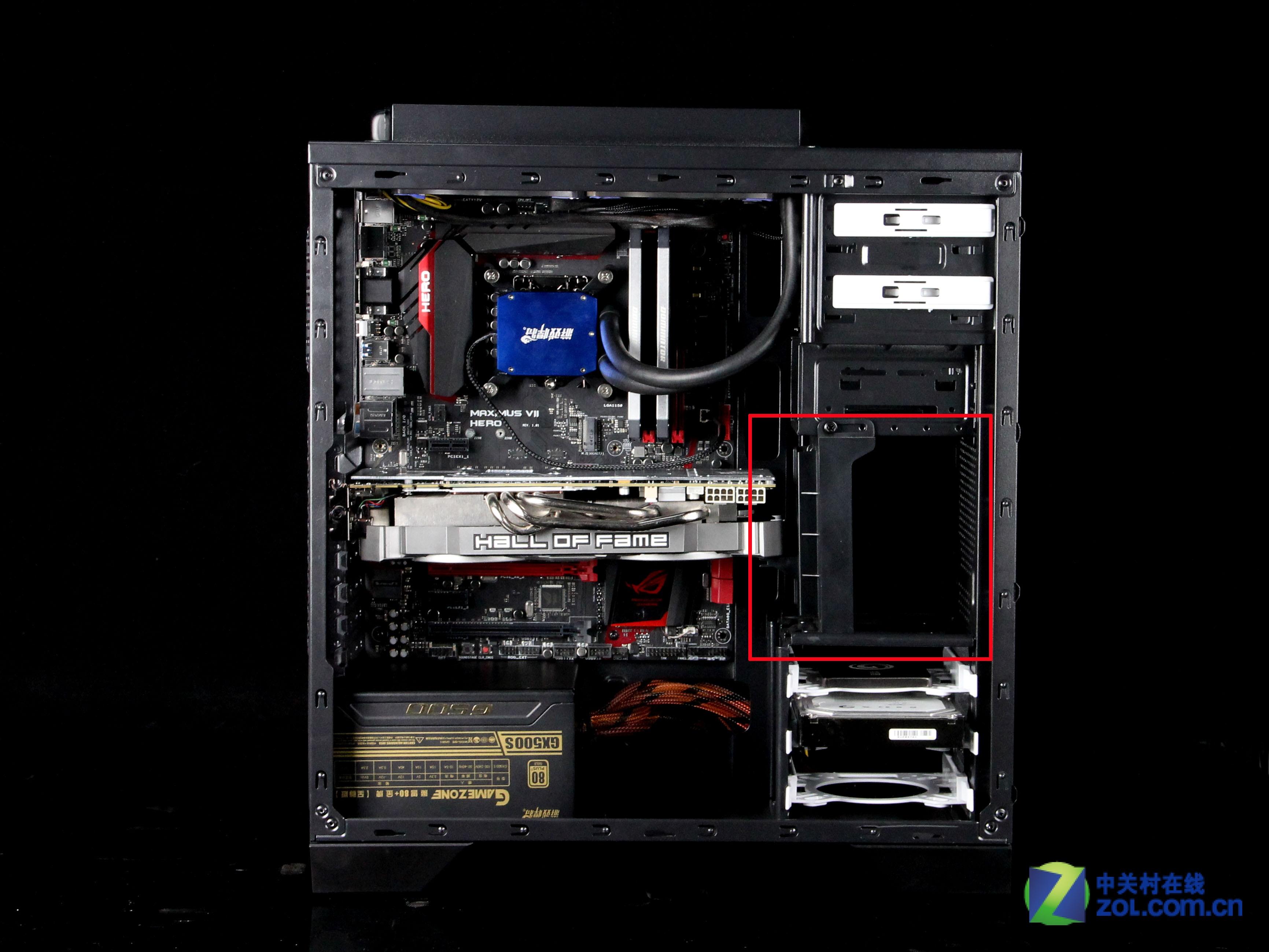 电脑主机接线排