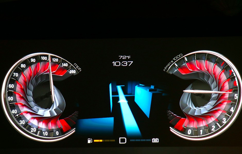 直通智能汽车 nvidia发超级芯片tegra x1