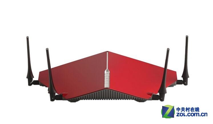 D-Link AC3100 DIR-885L/R与AC5300 DIR-895L/R属于同一系列,只不过其在2.4GHz频段上的最高无线传输为1000Mbps,在5GHz频段上的最高无线传输为2165Mbps,双频同时传输速率为3165Mbps。