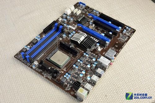 明快走线毫不繁琐 AMD主机装机全程图赏