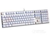 达尔优机械合金版机械键盘(108键)