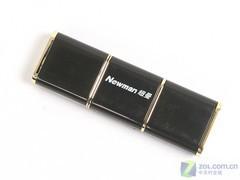 """绅士风度 纽曼""""黑金""""V3 2GB优盘评测"""