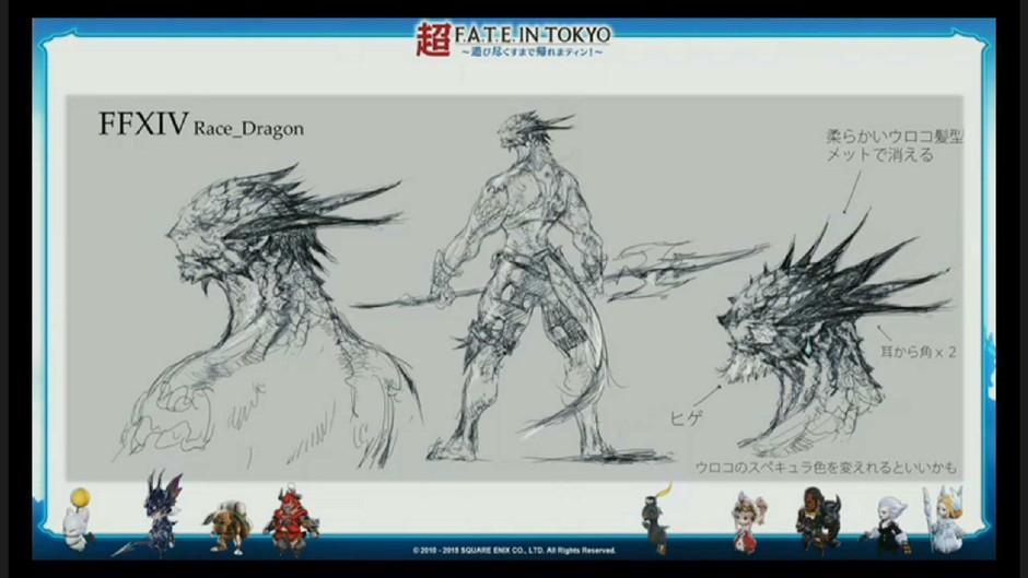 《最终幻想14》最新资料片设计原稿图赏-第3页-游戏