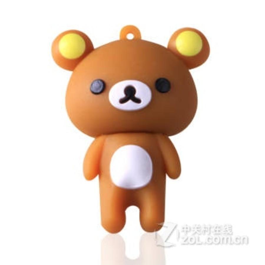 艾莫amotaios可爱小熊卡通u盘创意u盘个性u盘礼物礼品优盘u盘迷你u盘
