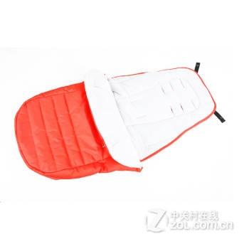 【elittile旅行婴儿车原装冬季保暖睡袋【仅限每天前