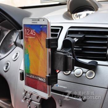 轶尚品 车载手机支架 ipad mini车用支架 4-8英寸屏通用 苹果锤子手机