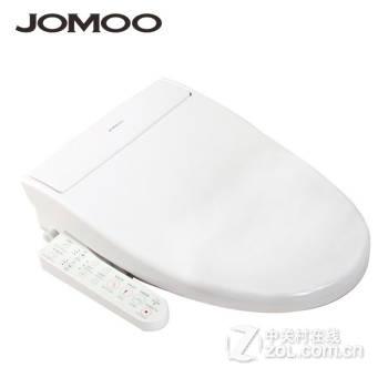 【jomoo九牧智能马桶盖坐便器智能缓冲盖板脲醛盖板d