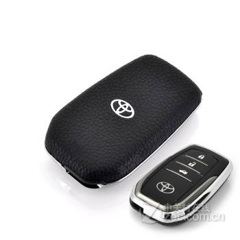 丰田钥匙套 新锐志 皇冠 凯美瑞 卡罗拉 汉兰达 专用改装 汽车钥匙包