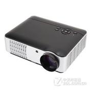 比拓(BITO) BT806 高清家用投影机  led投影仪 投影电视