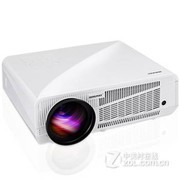 霸王兔(SANGMAX) LED-96 家用商务投影机 办公投影仪 LED投影机3d电视 无线wifi内置安卓 白色