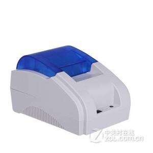 寒子城(Enhav)58U 热敏打印机 小票据打印机USB POS58超市打印送纸 USB 白色