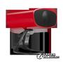 德古(DOMIGO)智能音响无线WiFi音箱家庭2.0声道纯手工木质HIFI音质 中国红