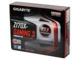 技嘉Z170配件及其它