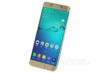 三星 Galaxy S6 Edge+4GB+32GB 铂光金信号强 苏宁三星官方旗舰店售价2899元