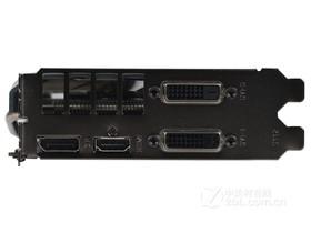 影驰GTX950显示输出接口