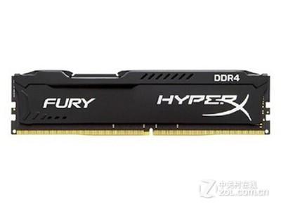金士顿 骇客神条FURY 8GB DDR4 2133