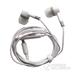 KINPLE金果力 小米耳机 入耳式耳机 小米手机耳机 带麦有线耳机 黑白两款可选 白