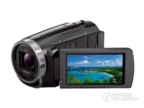 索尼HDR-PJ675数码摄像机 北京3699元
