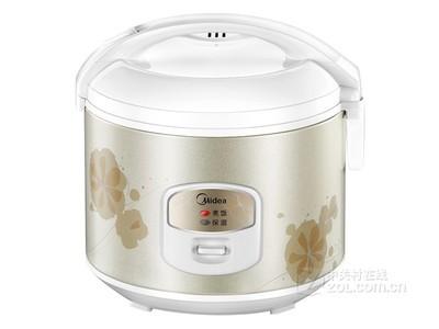 Midea/美的 MB-WYJ301电饭煲锅3l迷你小型家用*煮饭1-2-3-4人