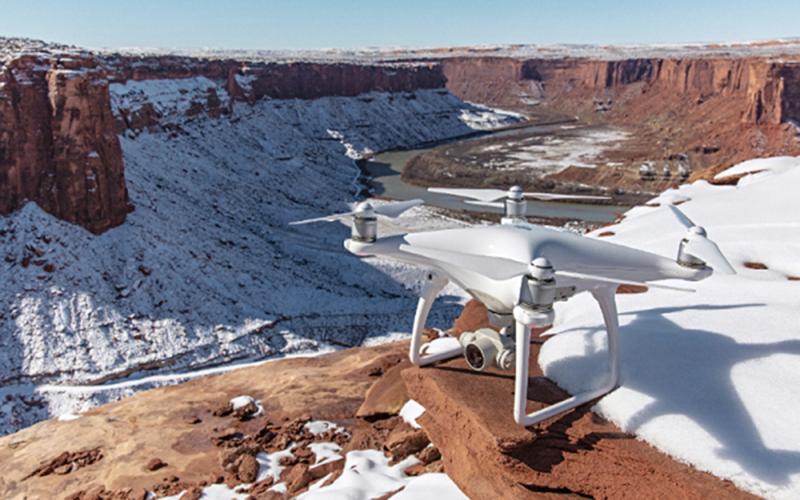 【高清图】 大疆精灵4无人机发布 功能逆天的飞行器图1