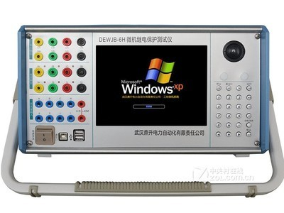 鼎升 WJB六相继电保护测试仪