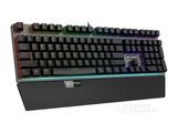 雷柏V720全彩背光游戏机械键盘