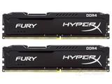 金士顿骇客神条FURY 32GB DDR4 2400(HX424C15FBK2/32)