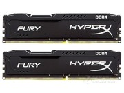 【官方正 品 假一赔十】金士顿 骇客神条FURY 32GB DDR4 2400(HX424C15FBK2/32)