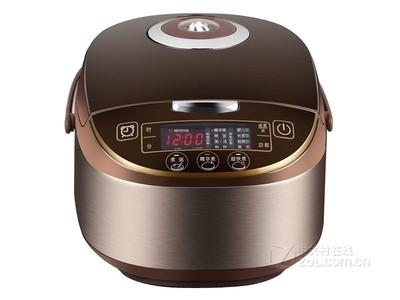 天天特价Midea/美的 MB-WFS5017TM电饭煲5L智能电*3-4-6-7-8人