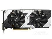索泰 GeForce GTX 1060-6GD5 银河版 HA