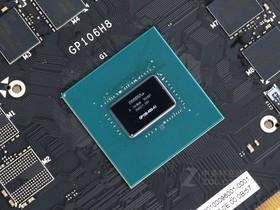 七彩虹GTX1060核心