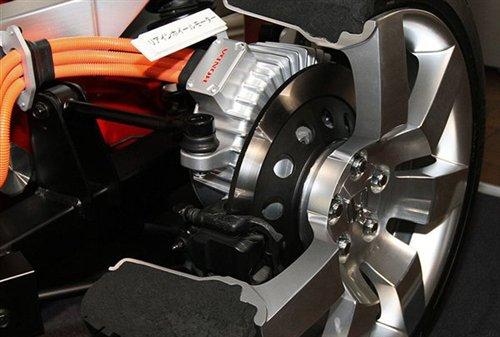 【高清图】 知识篇 新能源纯电动汽车的轮毂电机图5