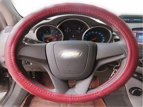 【fx16211a和汽车方向盘套真皮汽车把套 深红
