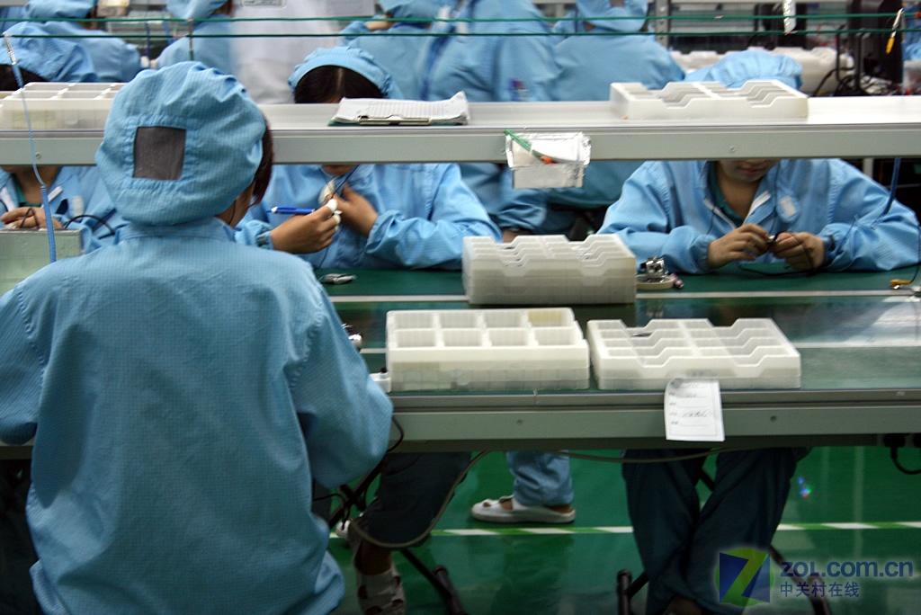 【高清图】 飞利浦sa28由此诞生 天鹏盛工厂参观记图14