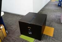 大盒藏人!华硕GX800VO双卡水冷笔电开箱