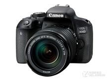 佳能(Canon)EOS 佳能800D套机(18-135mm IS STM)国行* 顺丰包邮 购机即送配件套装 三年质保让您售后无忧.XLM