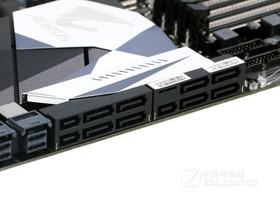 技嘉AORUS Z270X-Gaming 9SATA接口