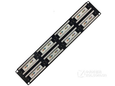 大唐电信 超五类48口配线架(DTT-P5-1482)