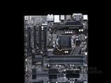 技嘉B250M-D3H效果图