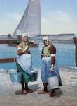 风车和木鞋 100年前荷兰人的珍贵影像