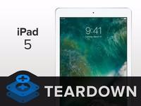 9.7英寸新iPad拆解 与iPad Air没啥区别