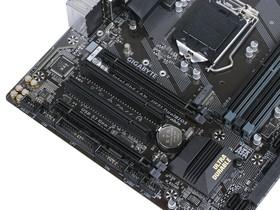 技嘉B250M-D3H显卡插槽
